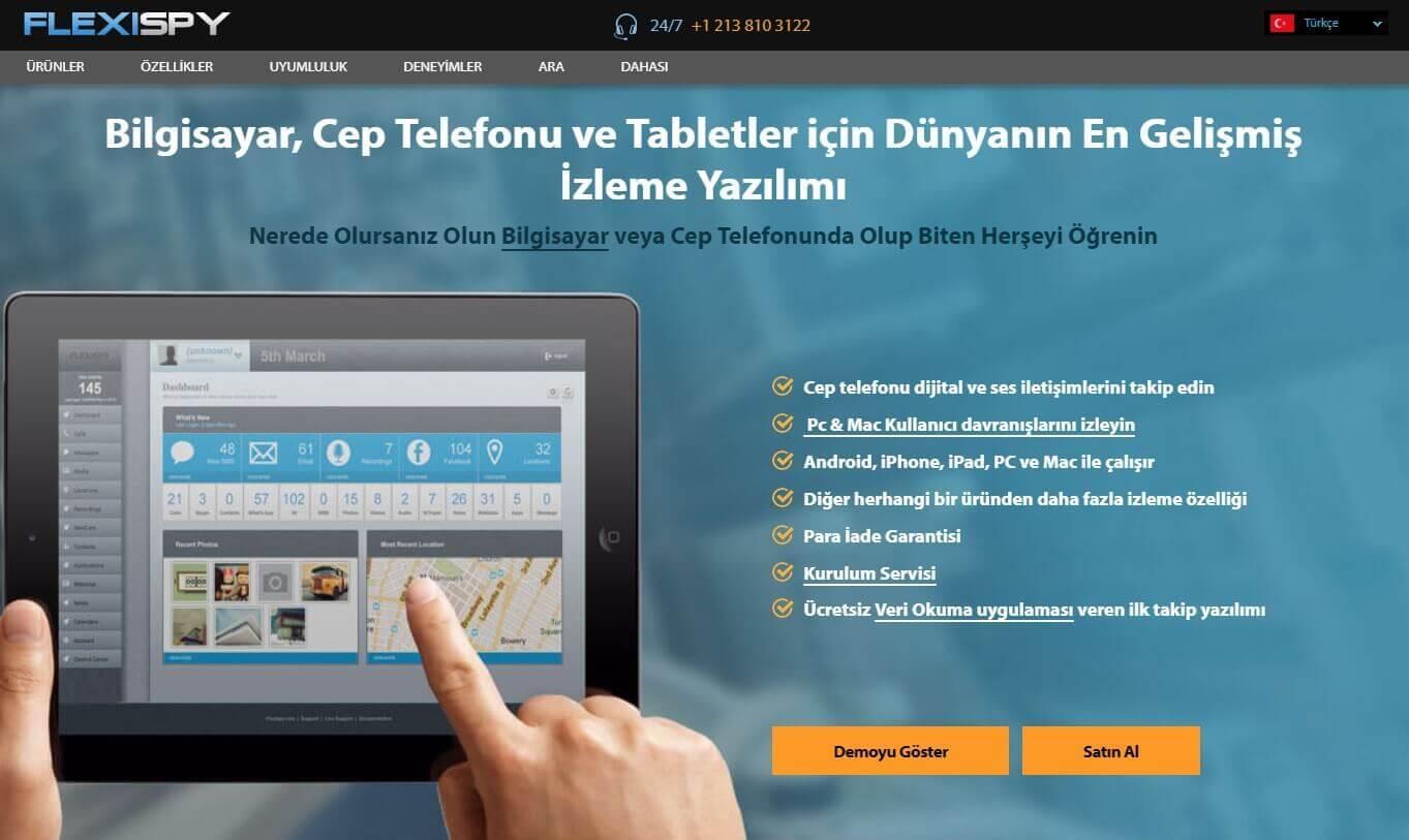 Android casus telefon programı ücretsiz indirin